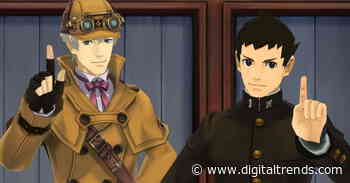 The Great Ace Attorney Chronicles heads to PS4, PC, and Switch this summer