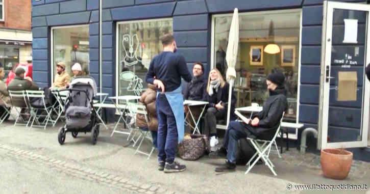 In Danimarca aprono bar e ristoranti (anche al chiuso), stadi e musei: necessario il pass vaccinale – Video