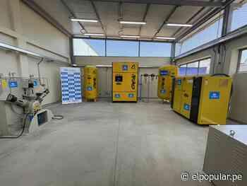Huacho: EsSalud inaugura primera planta de oxígeno medicinal que abastecerá al norte chico - ElPopular.pe