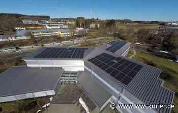 Photovoltaikanlagen der VG Bad Marienberg leisten großen Beitrag zum Schutz von Umwelt und Klima - WW-Kurier - Internetzeitung für den Westerwaldkreis