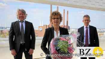 Sybille Schönbach bleibt Geschäftsführerin bei der LSW Wolfsburg