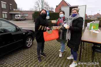 Voetbalclub KVV Vosselaar verkocht al meer dan 1.600 porties spaghetti - Gazet van Antwerpen