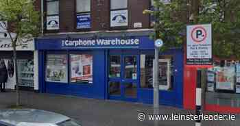 Jobs to go in Naas, Newbridge and Maynooth as Carphone Warehouse outlets to close - Leinster Leader