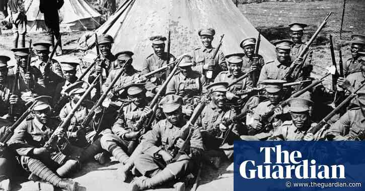 How millions of black and Asian men were mobilised in first world war
