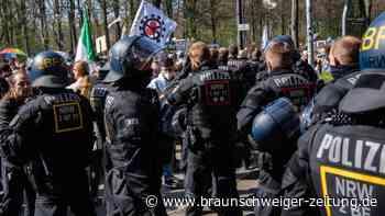 Proteste: 200 Festnahmen bei Demos gegen Corona-Politik in Berlin