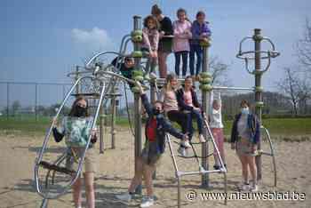 Veilig buiten spelen met uitdagingen per bubbel (Laarne) - Het Nieuwsblad
