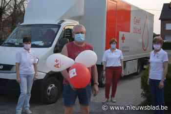 Marc gaf al honderd keer bloed (Laarne) - Het Nieuwsblad