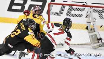 Turnier in Kanada: Wegen Corona-Pandemie: Eishockey-WM der Frauen abgesagt