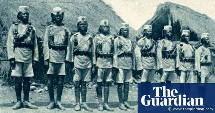 Unremembered: the African first world war soldiers without a grave
