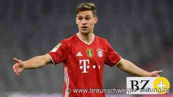 Bayern München: Bayern-Star Kimmich setzt auf Wiedersehen mit Flick beim DFB