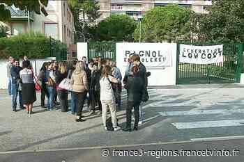 Grève au collège Marcel Pagnol à St-Laurent-du-Var Les collégiens n'ont pas eu - Franceinfo