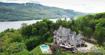 A look inside: $3.7M 25-room mansion in Mont-Tremblant (PHOTOS) | Urbanized - Daily Hive