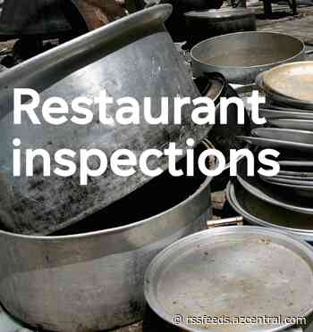 Improperly cleaned dishes among violations in Phoenix-area restaurant inspections