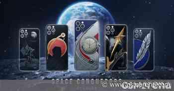 Caviar launches custom iPhone 12 Pro (Max) phones celebrating Gagarin, Armstrong, Musk and Bezos - GSMArena.com news - GSMArena.com