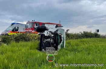 Putignano – Incidente sulla sp 106 per Gioia del Colle: due feriti - Putignano Informatissimo