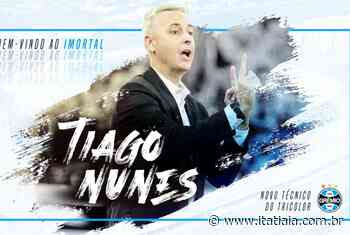 Grêmio anuncia técnico Tiago Nunes como substituto de Renato Portaluppi - Rádio Itatiaia