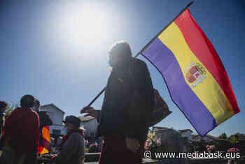 La mémoire de la Deuxième République espagnole célébrée à Bayonne et Hendaye - mediabask.eus