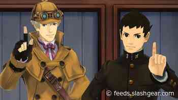 The Great Ace Attorney Chronicles confirmed for worldwide release