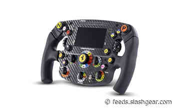 Thrustmaster Formula Wheel Add-On Ferrari SF1000 Edition set for F1 2020