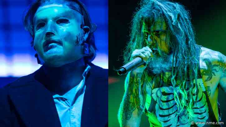 Slipknot, Rob Zombie and more join Inkcarceration 2021 line-up