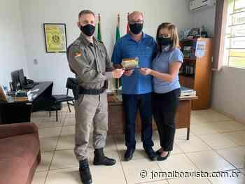 Creral recebe agradecimento do 10º BPM de Sananduva por apoio ao Piseg-RS - Jornal Boa Vista