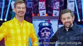 Gewonnene Show bei ProSieben: Joko setzt Klaas ein Denkmal - vor dem Berliner Hauptbahnhof