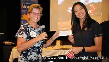 Nowra Rotary club donates $1000 to Cancer Council - South Coast Register