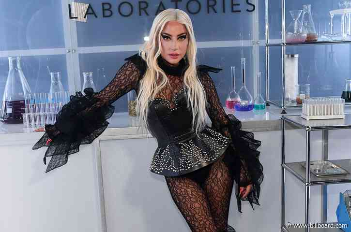 Lady Gaga Rocks New Haus Labs Lip Product While Having a 'Game Sesh With My Homies'