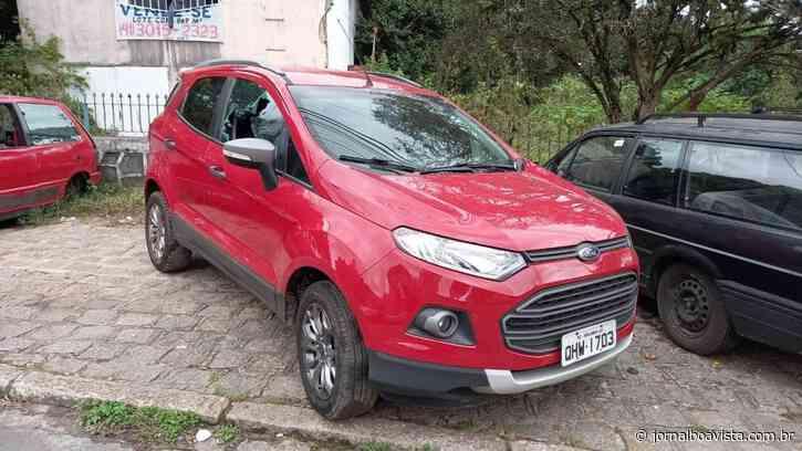 Encontrado carro de professor universitário assassinado dentro de casa em Abelardo Luz - Jornal Boa Vista