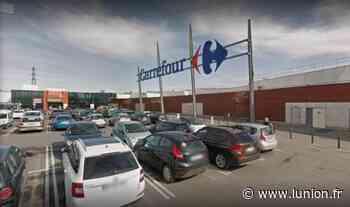 Pourquoi ce silence dans les magasins Carrefour de Reims le lundi? - L'Union