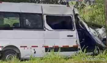 Muere conductor de vehículo en aparatoso accidente en vía Cereté – Ciénaga de Oro - LA RAZÓN.CO