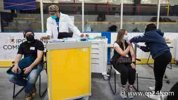 Toronto to triple coronavirus vaccine access in 13 hot spot areas - CP24 Toronto's Breaking News