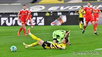 Gladbach verspielt 2:0-Führung: Dortmund siegt, weil Reus zum Flug abhebt