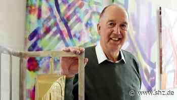 Rendsburg-Eckernförde: Galerist Berthold Grzywatz startet Nachwuchswettbewerb für junge Künstler | shz.de - shz.de