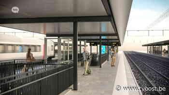 27 miljoen euro voor facelift station Denderleeuw - TVOOST - TV Oost