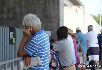 Piden a adultos de Playa del Carmen acudir a vacunarse contra Covid-19 - sipse.com
