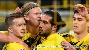 Glück und ein Geschenk: BVB siegt für Champions-League-Hoffnung