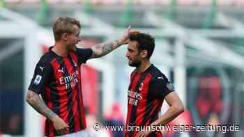 Serie A: ACund Inter Mailand straucheln - Juventus schließt auf