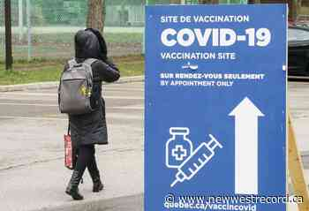 Quebec officials report first case of coronavirus variant that emerged in India - The Record (New Westminster)