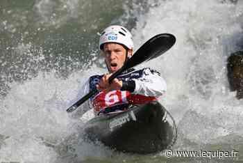 Sélections nationales de slalom à Vaires-sur-Marne - L'Équipe.fr