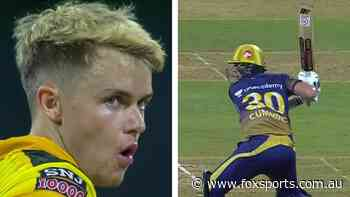Pat Cummins EXPLODES in brutal IPL blitz... and an Ashes foe was in the firing line