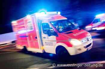 Unfall in Filderstadt: Radler bei Sturz schwer verletzt - esslinger-zeitung.de