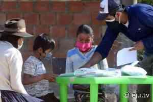 Potosí: En Tupiza dos maestros del área rural que impartían clases presenciales dieron positivo a Covid-19 - eju.tv