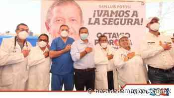 Octavio Pedroza propone aumentar infraestructura en sector salud de San Luis Potosí - El Heraldo de México