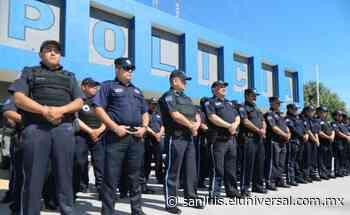 Contingencia pega a la policía estatal en San Luis Potosí; van 12 agentes muertos por Covid | San Luis - El Universal