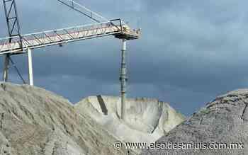 Hay exploración de litio en San Luis Potosí, confirma Sedeco - El Sol de San Luis