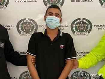Cayó en Bosconia alias 'El Loro' por crimen de repartidor de agua - ElPilón.com.co