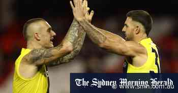 Tigers set for another Friday night match as AFL releases next rounds of fixture