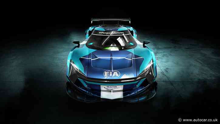 FIA details all-new electric GT racing category