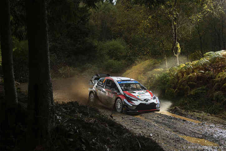 Racing lines: How Rally GB got lost in the woods